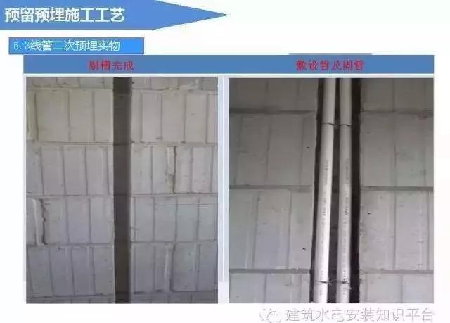 建筑电气预留预埋施工流程_16
