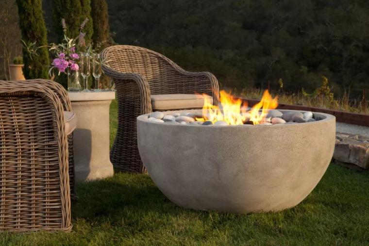 庭院里那一抹温暖·火炉_45