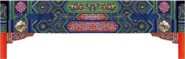 彩画园说——传统园林建筑中的清式彩画读书笔记(上)_27