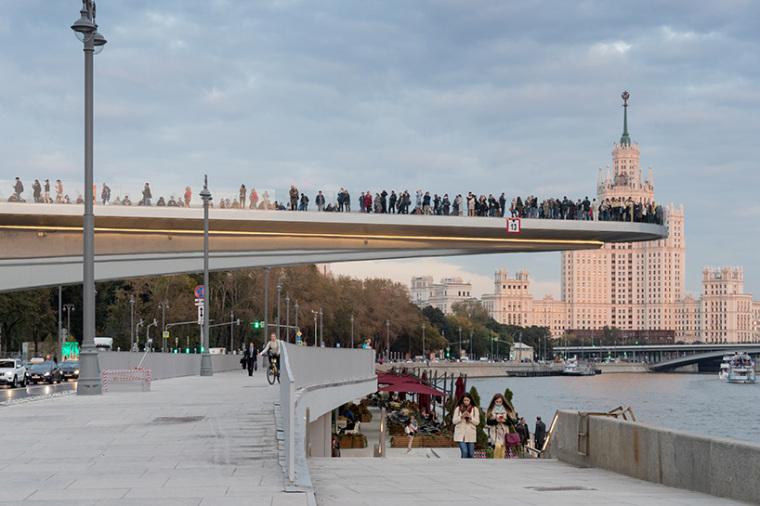 莫斯科zaryadye公园-6