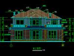 浙西郊区别墅建筑图