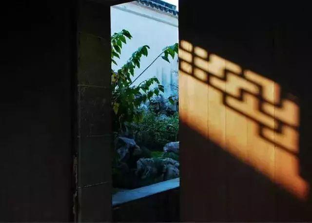 中式园林意境之美,感受庭院下的闲散时光