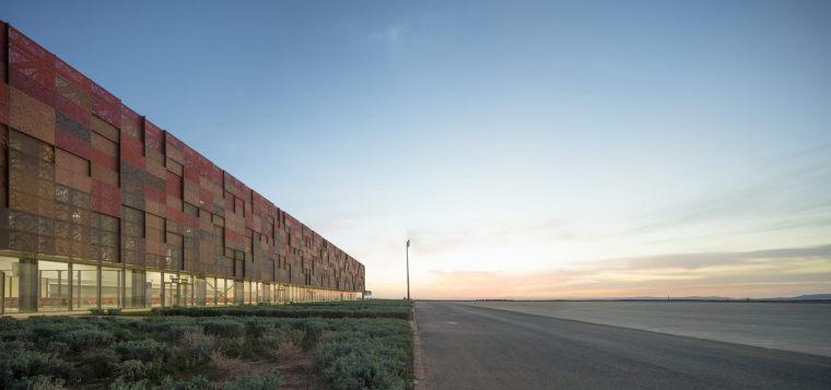 摩洛哥可拓展性盖勒敏机场-10
