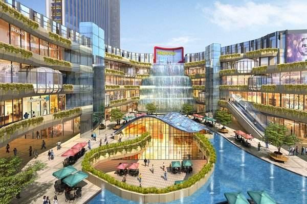 某生活广场施工组织设计方案(初稿4