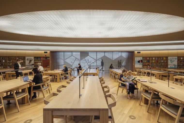 加拿大卡尔加里中央图书馆-7