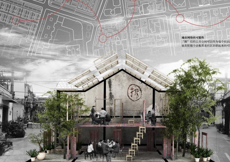 2018建筑获奖作品资料下载-2014天作杯建筑竞赛获奖作品