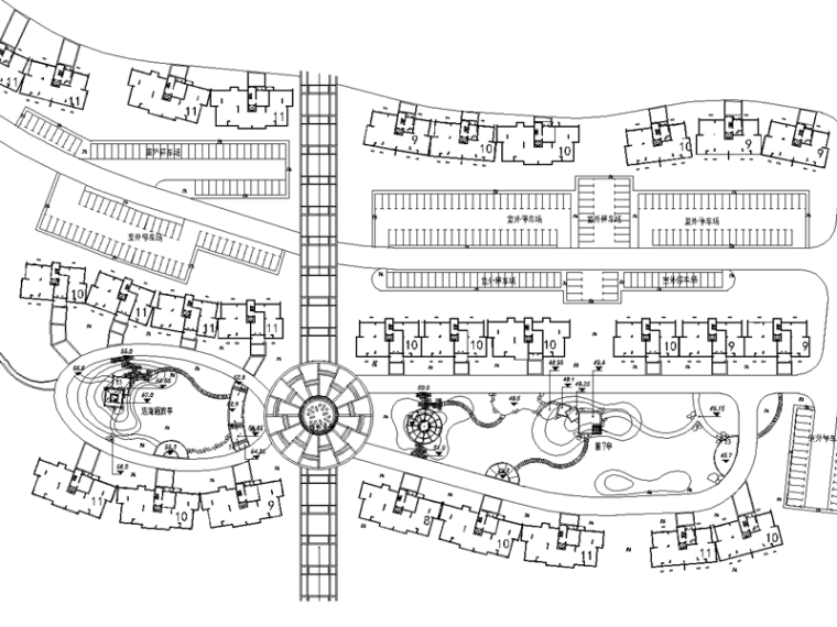 某公园全套施工图