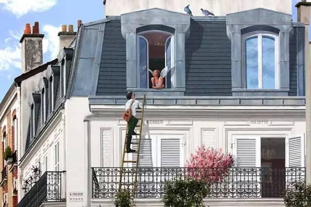 哪个挨千刀的把我家画成这样?害得我都迷路了!_12
