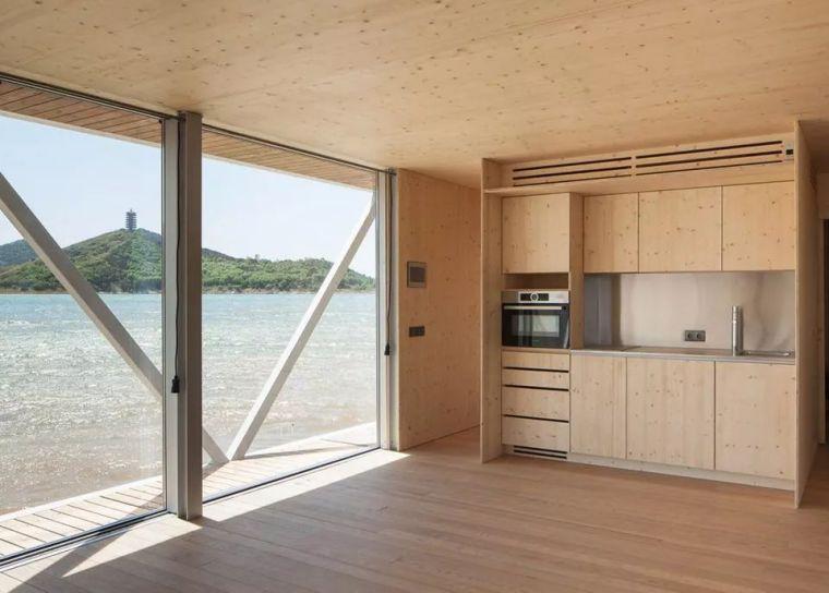 超美的水上筏式酒店設計,美出了新高度_39