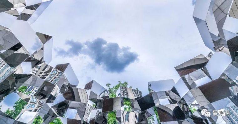 低成本也能做出高级景观!镜面不锈钢,快来了解一下!