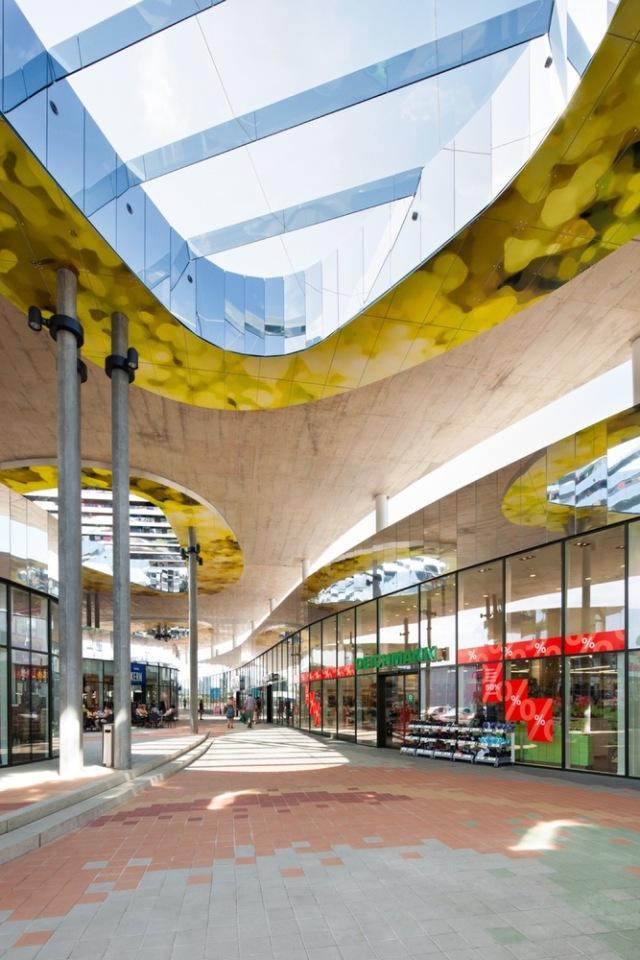 万漪景观分享--Nord Graz 购物中心第13张图片