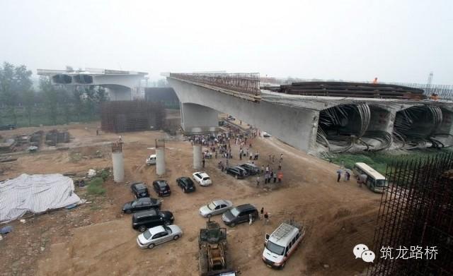 做过高大上的桥梁转体施工?进来看看就会了
