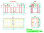 牵索挂篮设计图纸185张CAD(含案例,挂篮照片)