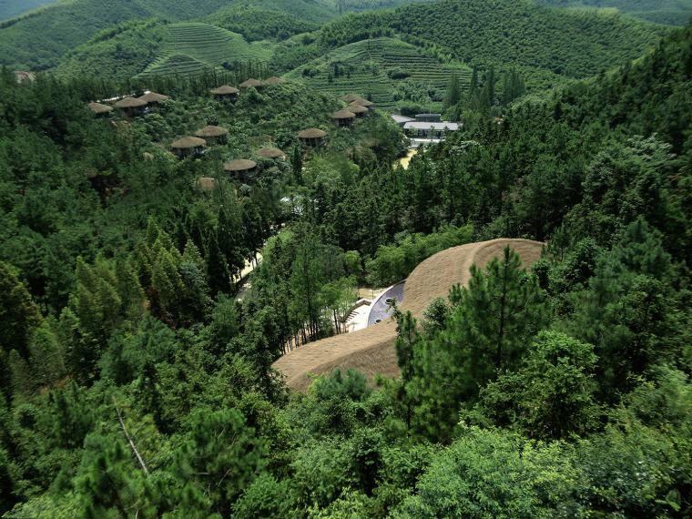 莫干山裸心谷裸叶水疗中心