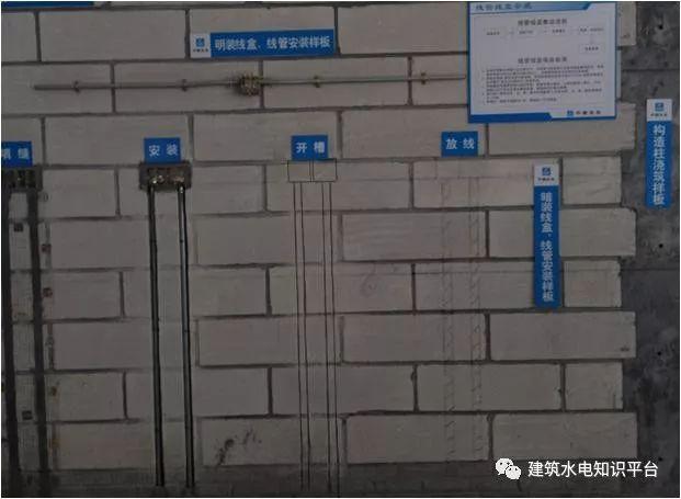 机电安装工程预留预埋施工工艺图文,非常全的一篇!_24