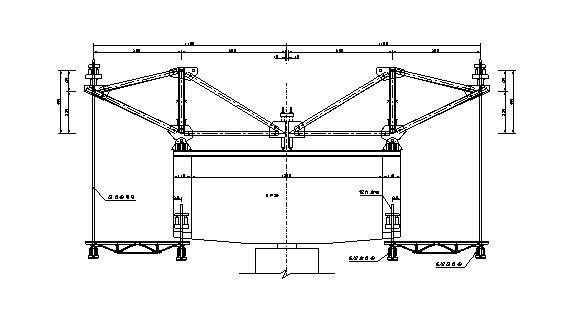 菱形挂篮施工工艺(27页)