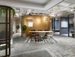 B.L.U.E.建筑设计事务所-精英英语培训中心室内效果图