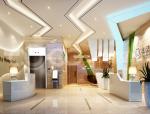 1000平米规模的口腔医院设计方案