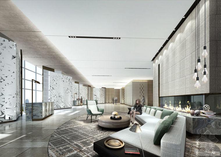 室内设计家装工装施工图及设计方案精品汇总_12