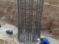 桥梁桩基础施工中,如何保证钢筋笼不上浮?