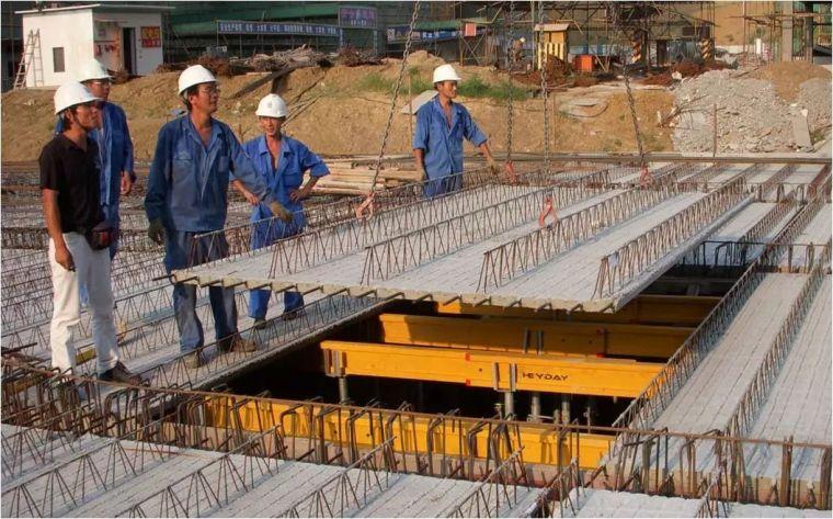 装配式地下车库叠合板全过程施工工艺,一步一图教会你_10