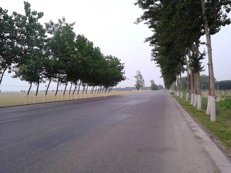 變電站與農村公路創優施工實施細則