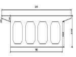 阜沈公路箱型连续大桥设计说明书