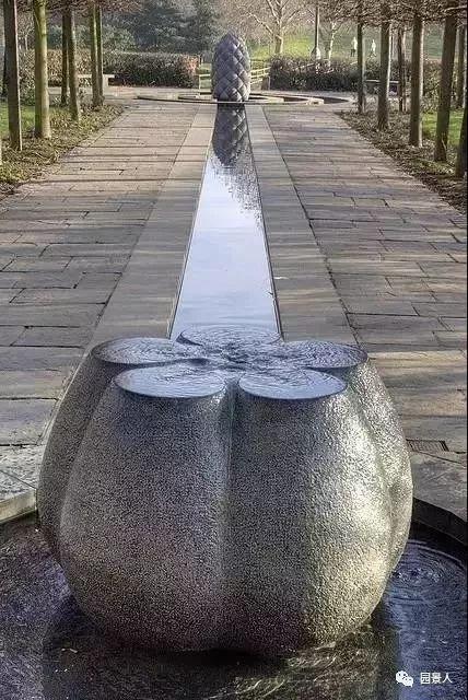花园景观·石器小景_39