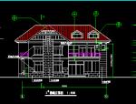3套新中式风格完整的小别墅施工