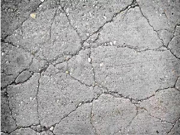 混凝土裂缝成因及处理方法!