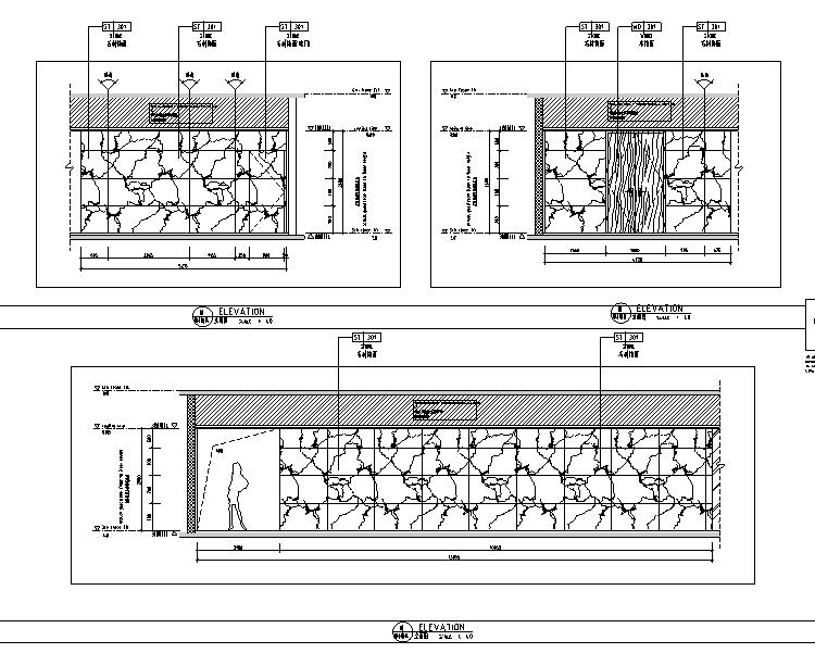 【重庆】48000平方酒店设计施工图(附效果图)_4
