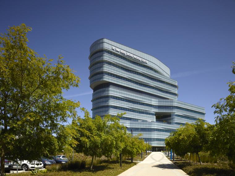 圣地亚哥Jacobs医疗中心
