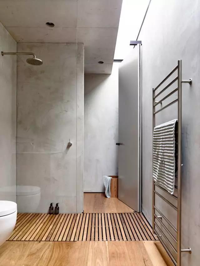 [装修知识]洗澡后卫生间总是湿漉漉的?原来是装修前忘记这个!_7