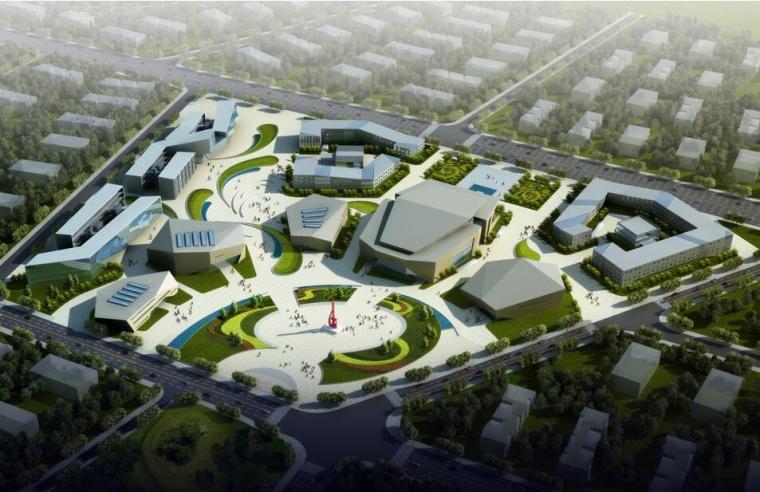 资中城南城市综合体设计方案文本(PPT81页)