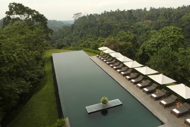 设计师因仰慕一方镜池,住遍巴厘岛4个Alila酒店