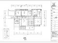欢快的普罗旺斯-住宅样板房室内设计施工图