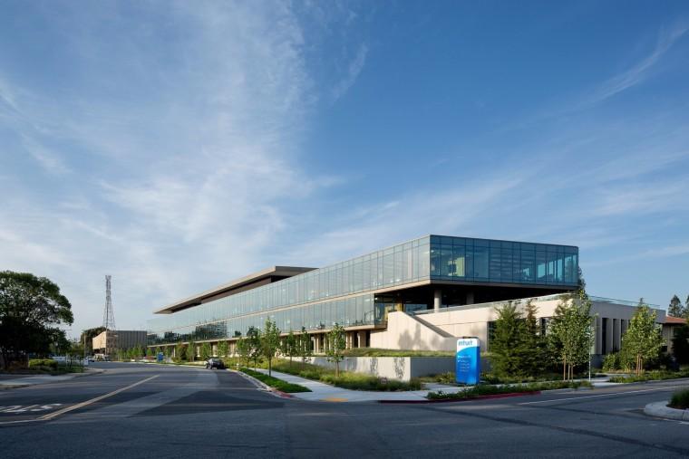 探索可持续的参与型发展模式Intuit海洋路大厦