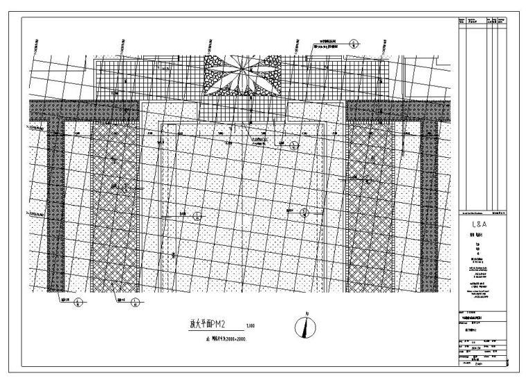 中山市朗晴轩启动区景观设计施工图一套——奥雅_5
