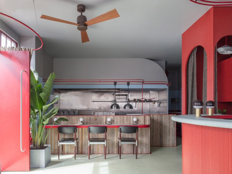 英国Piraña酒吧餐厅