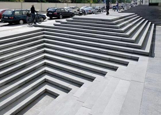 哇,原来台阶可以设计成这样!_7