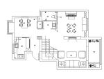 法式古典风住宅设计施工图(附效果图)