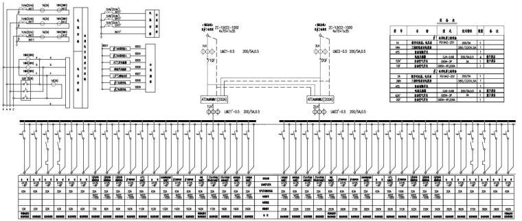 交流系统接线图
