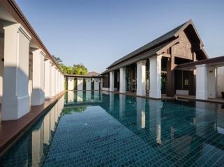 泰国SetthasiriSanSai别墅区景观