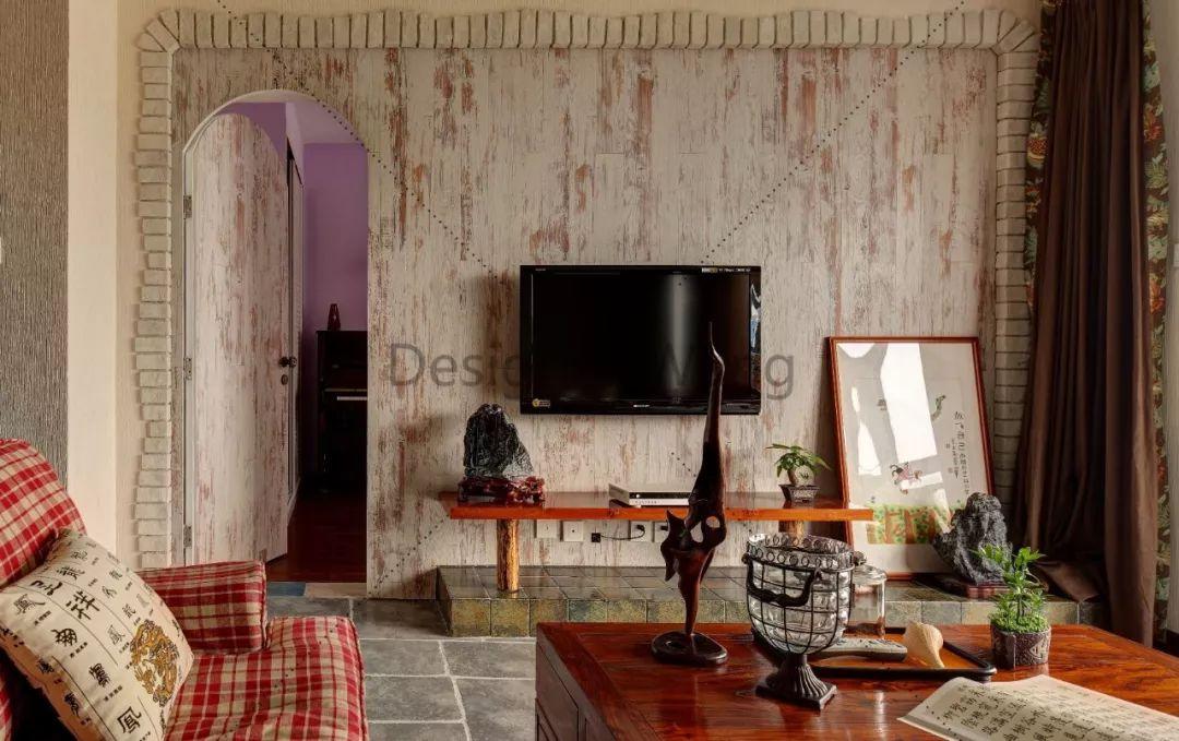 电视背景墙参考,实用又上档次,看完想砸了我家重装!!_5