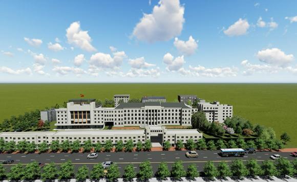 贵州省政法大楼维修加固改造项目——BIM5D施工版应用