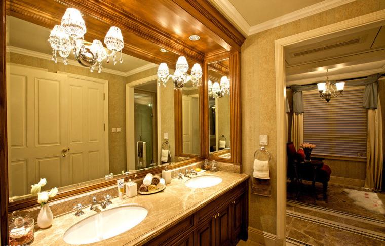 装修结束后主卫生间是供户主使用的私人卫生间
