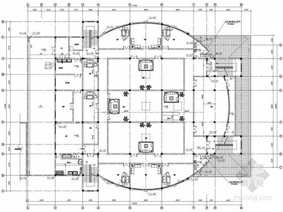 著名学校拆建工程给排水施工图(食堂 后勤用房)