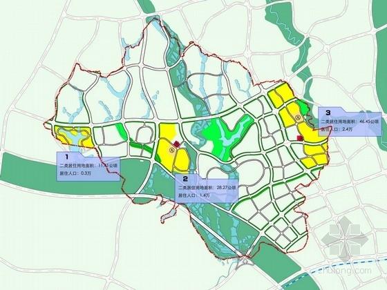[广西]现代农业科技园区景观规划设计方案