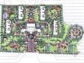 [烟台]后现代风格玉玺主题尊贵奢华高档住宅区景观设计方案