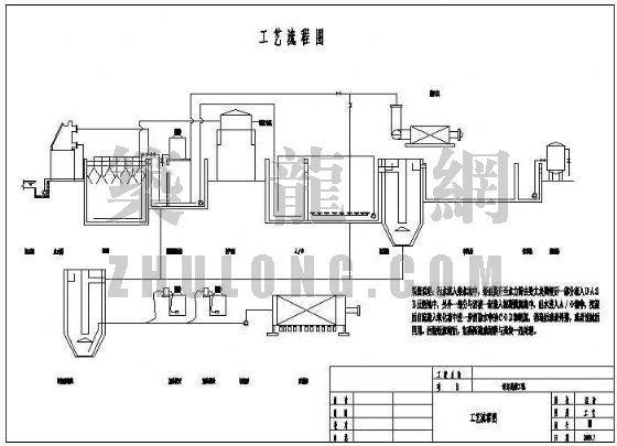 某养殖厂污水处理工程详图